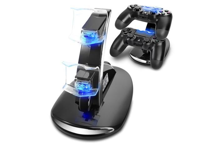 Ps4 Controller Charge Station 2x Usb Simultaneous