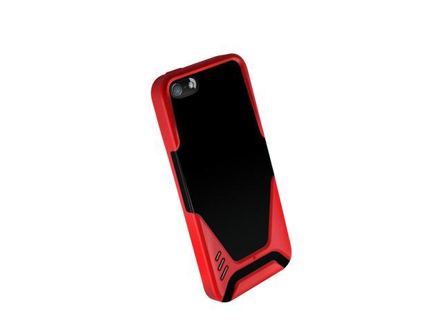Hornettek Black/Red Ozone Visor Pro iPhone 5 Cover HT-IP5-02-BR