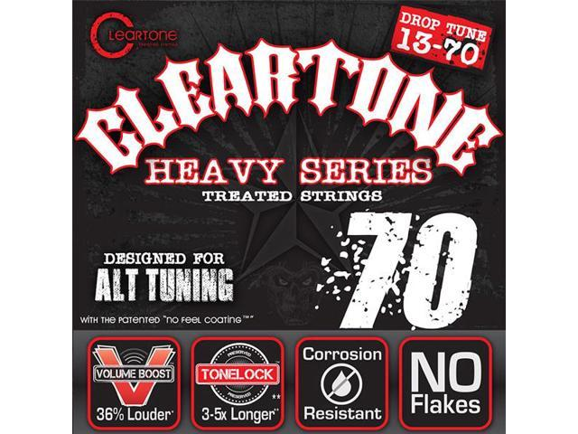 Cleartone Monster Electric Guitar Strings - Drop C - 9470 - 13-70 - 1 Pack