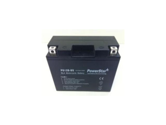 PowerStar PM12B-BS, YTX12B-BS Motorcycle Battery