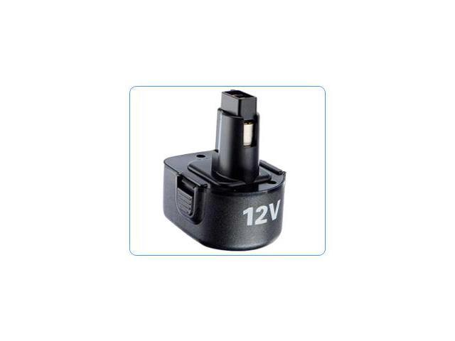 Black & Decker FS12 Replacement Power Tool Battery by Tank 12V 2.0Ah Ni-CD