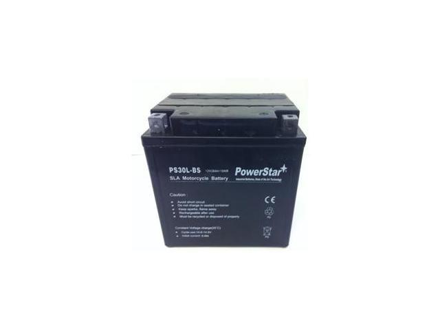 PowerStar PM30L-BS, 30L-BS Motorcycle Battery