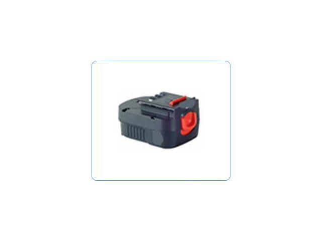 Black & Decker FS12PSK Replacement Power Tool Battery by Tank. 12V 2.0Ah Ni-CD