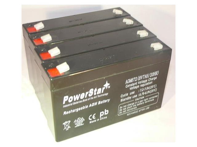 APC E03946B APC RBC34 Replacement Battery-4Pack
