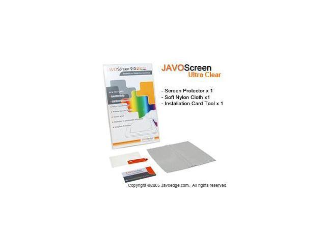 JAVOedge Ultra-Clear Screen Protector for Sony DVP DX720