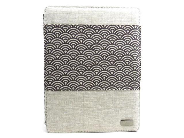 JAVOedge Umi Axis 360 Rotating Smart Cover Case with Stand for the Apple iPad 3, iPad 4