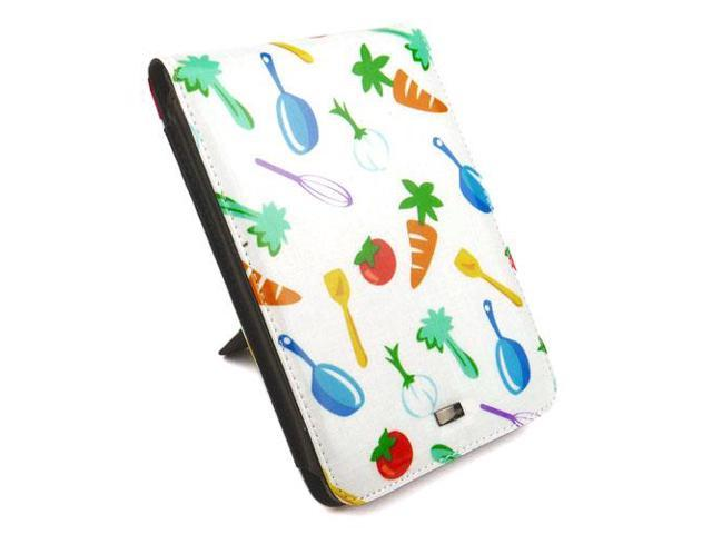 JAVOedge Vegetable Flip Case for Amazon Kindle Touch Wi-Fi/3G