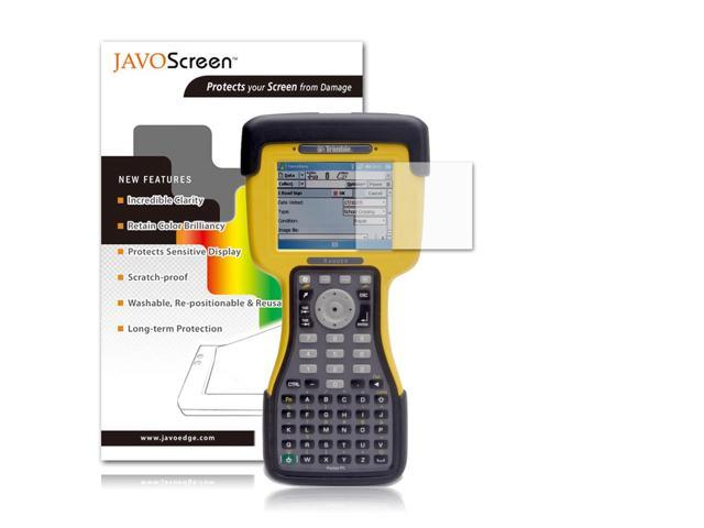 JAVOedge Ultra-Clear Screen Protector for Trimble Ranger / TSC 2 (2-Pack)