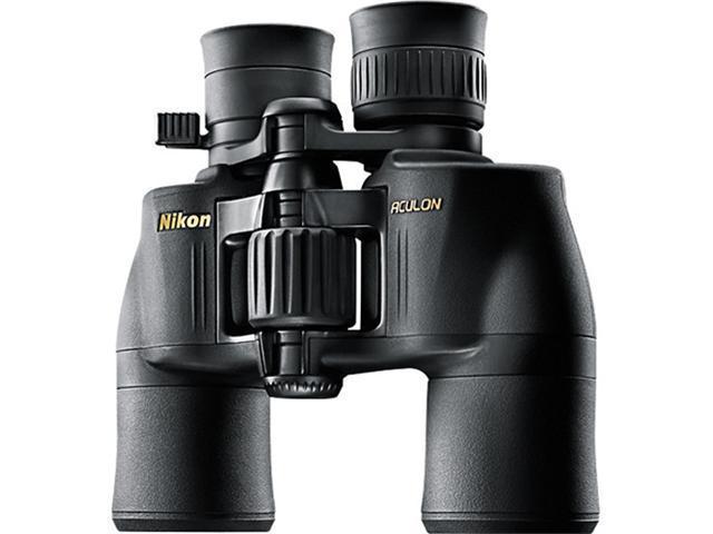 Nikon 8-18x42 Aculon A211 Binocular (Black)