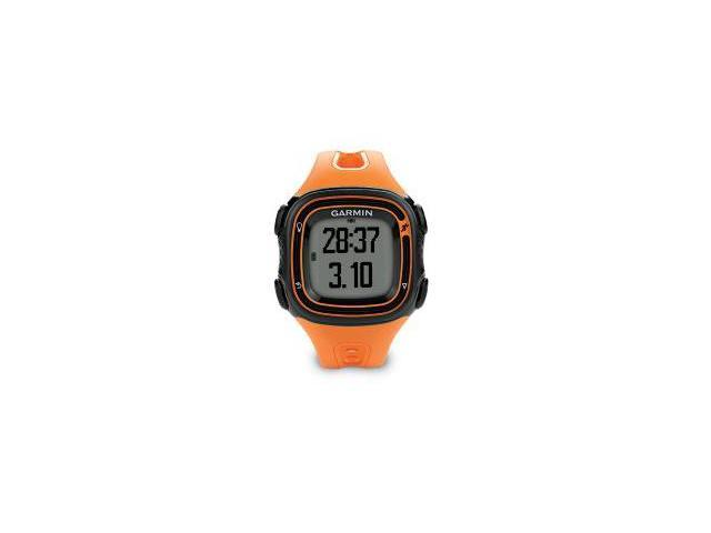 Garmin Forerunner 10 GPS Watch (Black/Orange)