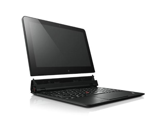 Lenovo ThinkPad Helix 11.6-Inch 180GB Tablet (Black)