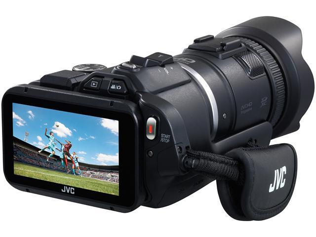 JVC GC-PX100 Full HD Everio Camcorder