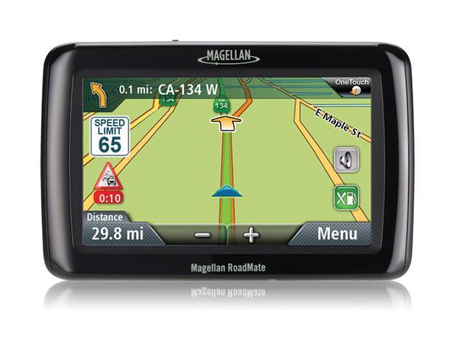 "Magellan RoadMate 2120T-LM 4.3"" Screen GPS Navigation w/ Lifetime Traffic"