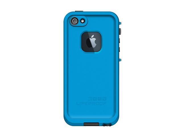 LifeProof fre Case for iPhone 5s (Cyan/Black)