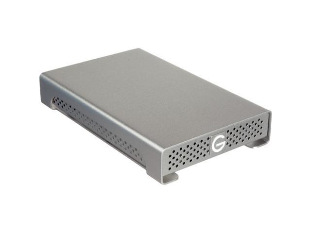 G-Technology G-DRIVE mini High-Speed Portable Drive (750GB)
