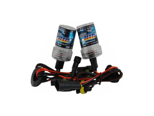 ZEEZ HID Xenon HID Replacement Bulbs 6000K 9003
