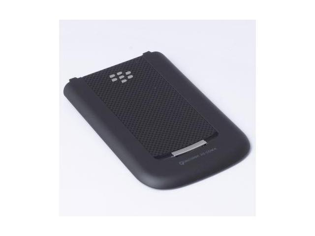OEM Blackberry Tour 9630 Battery Back Door Cover - Black