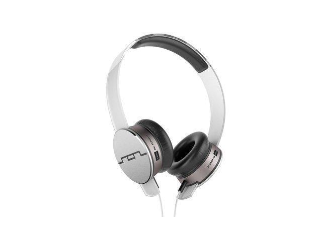 Tracks HD On-Ear Headphones (White)