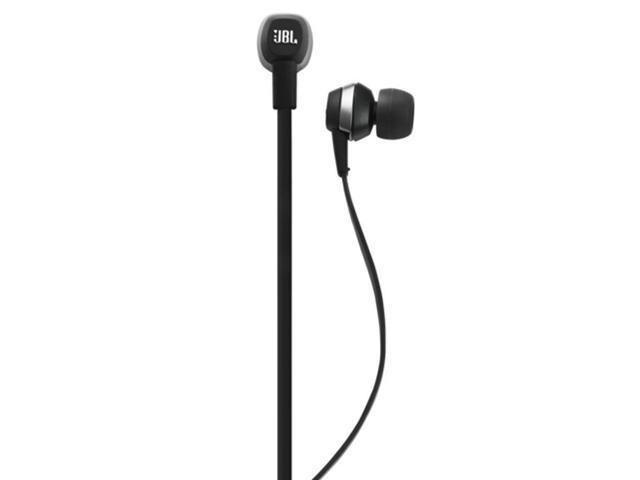 JBL J22 In-Ear Headphones - Black