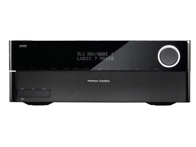 Harman Kardon AVR 2700 7.1 Channel AV Home Theater Receiver
