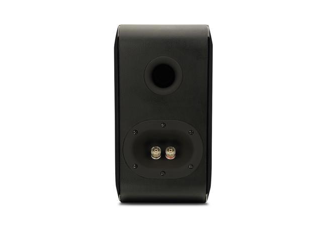 Boston Acoustics M25 2-Way Bookshelf Speaker, Pair (Black)