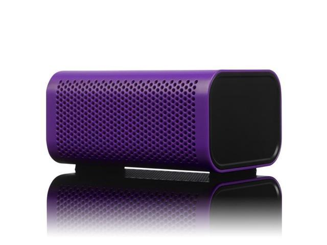 Braven 440 Water Resistant Portable Wireless Bluetooth Speaker/PowerBank Charger (Purple)
