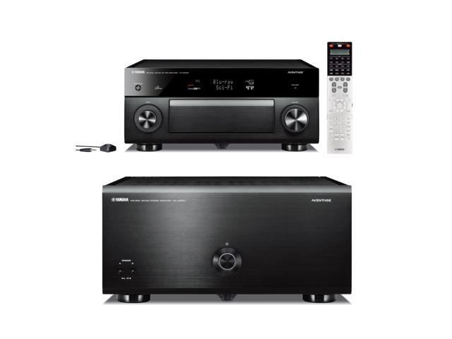 yamaha cx a5000 11 2 channel av pre amplifier and mx a5000. Black Bedroom Furniture Sets. Home Design Ideas