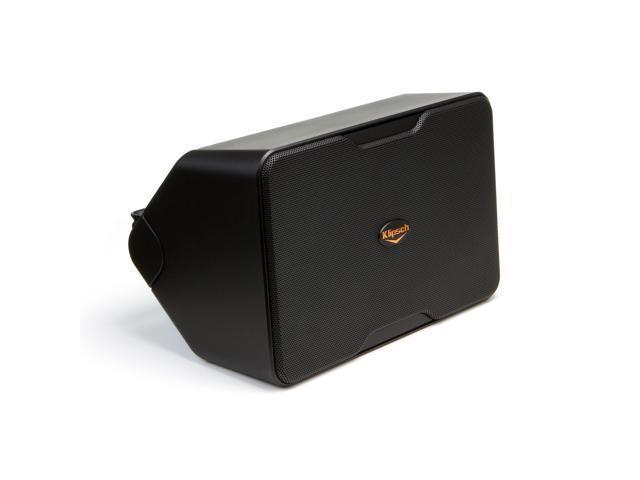 Klipsch CP-6 Compact Performance Series Outdoor Loudspeaker - Pair (Black)