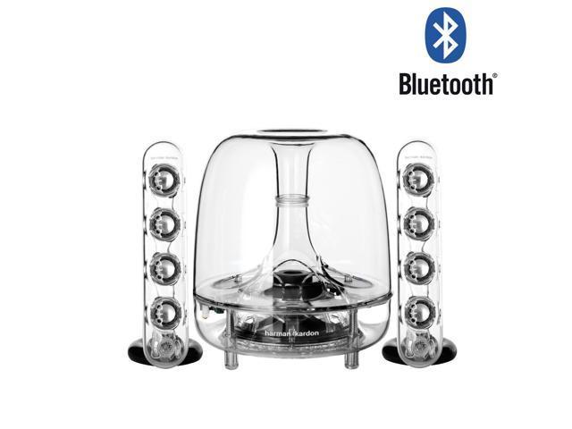 Harman Kardon Soundsticks Wireless Bluetooth Enabled 2.1 Ch. Speaker System