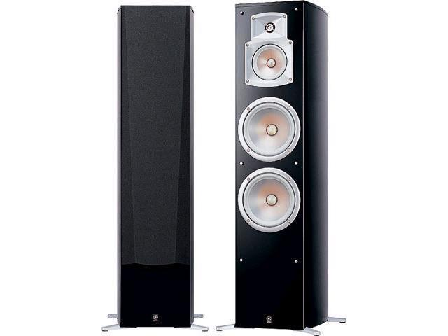 NS-777 Speaker - 3-way - Black