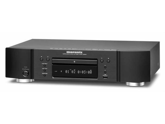 UD5007 3D Universal Blu-ray Disc Player