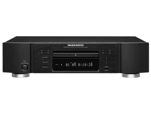 UD7007 Super Audio CD/Blu-ray Disc Player (Black)