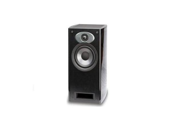 Atlantic Technology AT 2-GLF H-PAS Bookshelf Speaker - Each (Gloss Black Fleck)