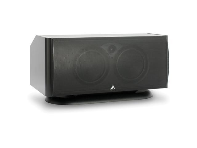 Atlantic Technology 6200eC BLK THX Ultra 2 Center Channel Speaker - Each (Satin Black)