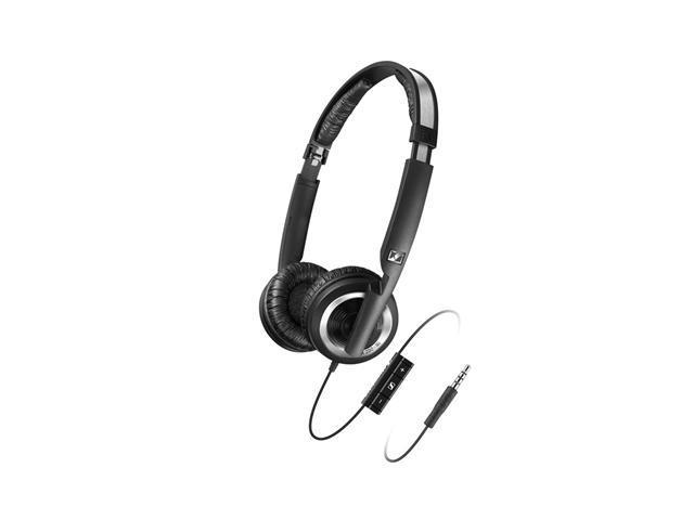 PX 200-IIi Supra-Aural Headphones with Mic and Control (Black)