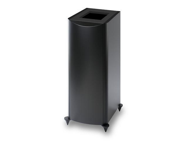 Atlantic Technology 6200eLR PED-BLK Pedestal Stand for 6200eLR Speakers - Each (Satin Black)