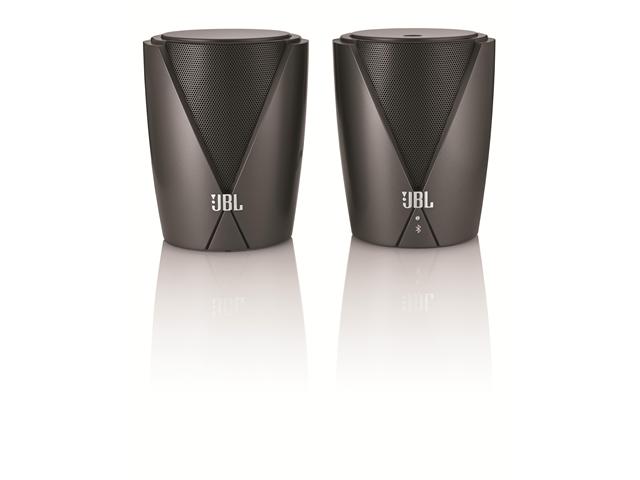 JBL Jembe Bluetooth Wireless Desktop Speakers (Black)