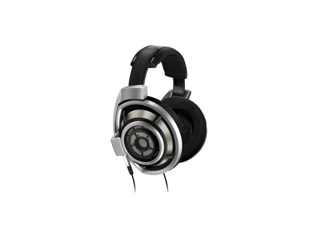 Sennheiser HD 800 Over-the-Ear Headphones - Silver/Black