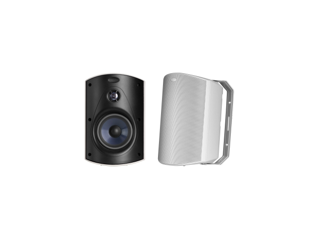 Polk Audio Atrium6 All-Weather Outdoor Loudspeaker - Pair (White)