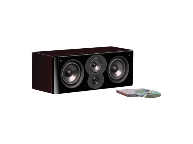 Polk Audio LSiM704c Center Channel Speaker (Midnight Mahogany)