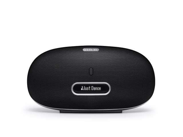 Denon Cocoon Portable Wireless Speaker (Glossy Black)