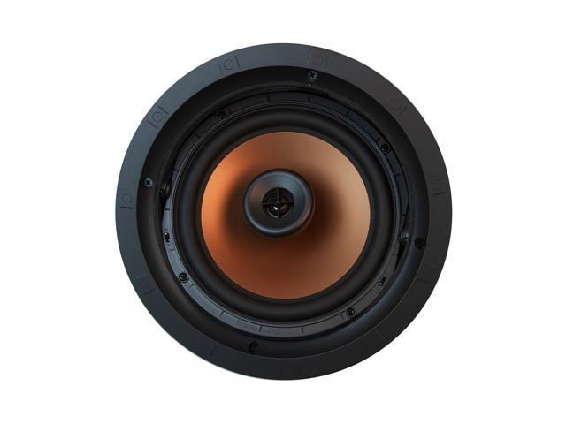 "Klipsch CDT-5800-C II 8"" In-Ceiling Pivoting Speaker - Each (White)"