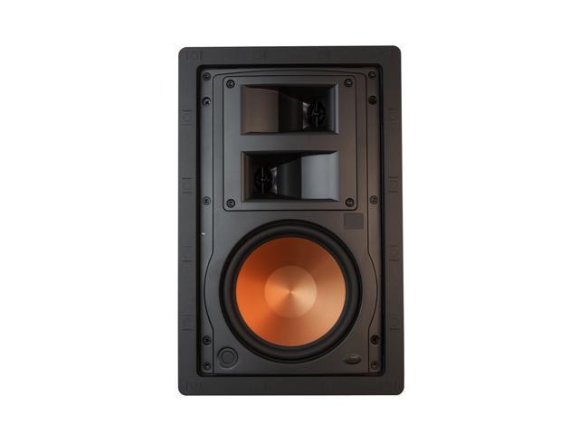 """Klipsch R-5650-S II 6.5"""" In-Wall Dipole Speaker - Each (White)"""