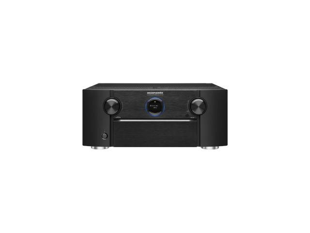 Marantz SR7008 9.2 Channel Home Theater Networking Receiver with Apple AirPlay (Black)