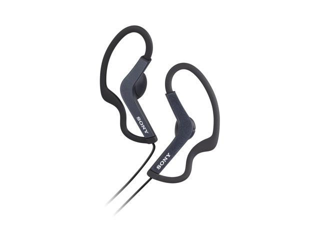 Sony MDR-AS200/BLK Active Sports In-Ear Headphones (Black)
