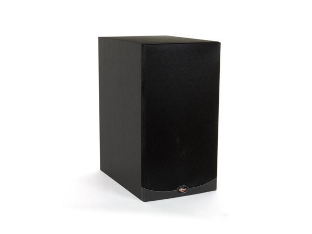 Klipsch RB-600 Reference 600 Bookshelf Speaker - Pair (Black Ash)