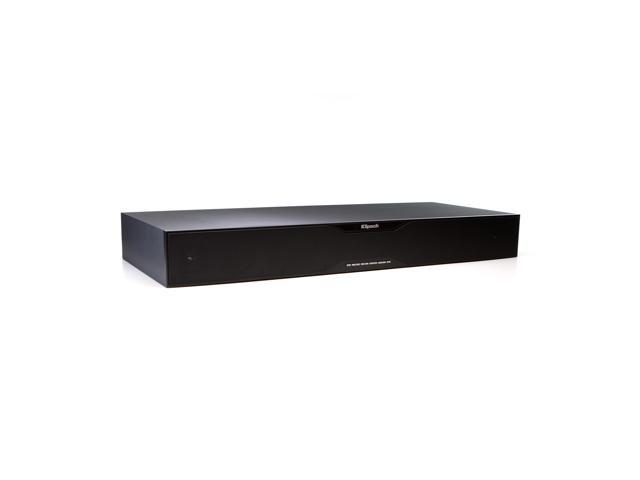 Klipsch SB 120 2.1 Bluetooth Soundbar Speaker System (Black)