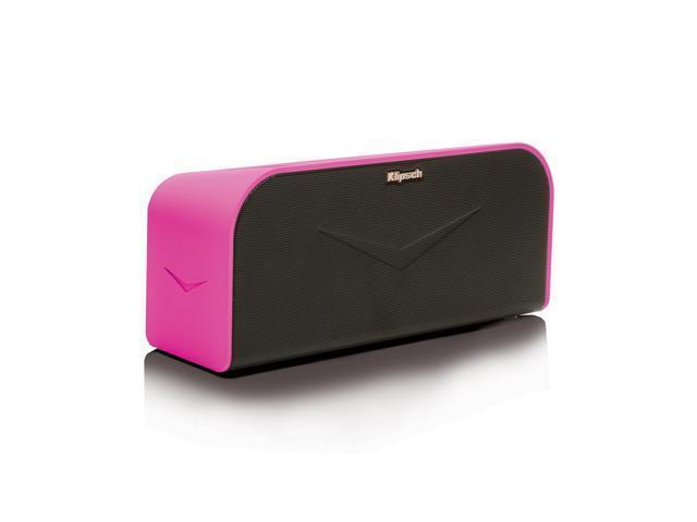 Klipsch KMC 1 Music Center Portable Bluetooth Speaker (Magenta)