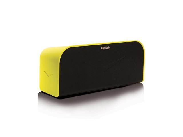 Klipsch KMC 1 Music Center Portable Bluetooth Speaker (Yellow)