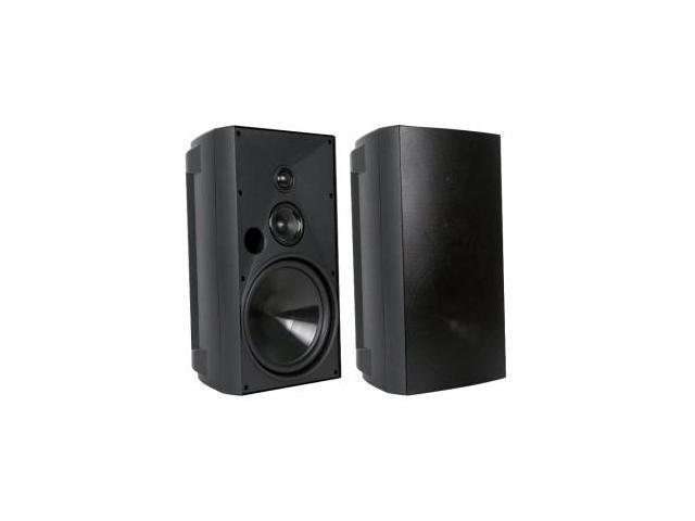 Proficient Audio AW830 3-Way Indoor/Outdoor Speaker - Pair (Black)
